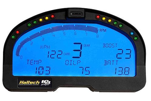 Haltech IQ3 Street Logger Dash 4GB 20 EFI + 32 V-NET + 6 Direct input channels