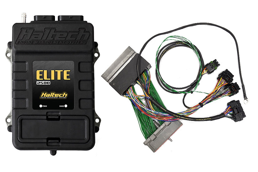 Elite 2500 + Ford Mustang GT & Cobra (1999-2004) Plug 'n' Play Adaptor Harness
