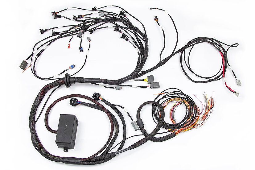 Haltech Elite 2000/2500 Terminated Engine Harness for Nissan RB Engines