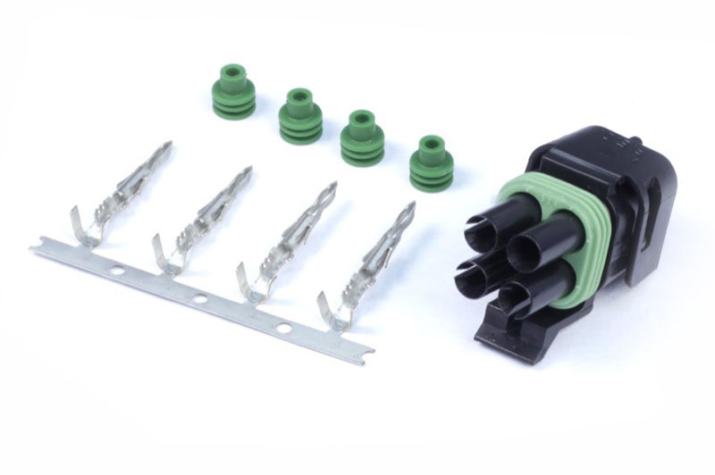 Haltech Plugs and Pins Only - Suit Idle Air Control Motor Screw-in Style