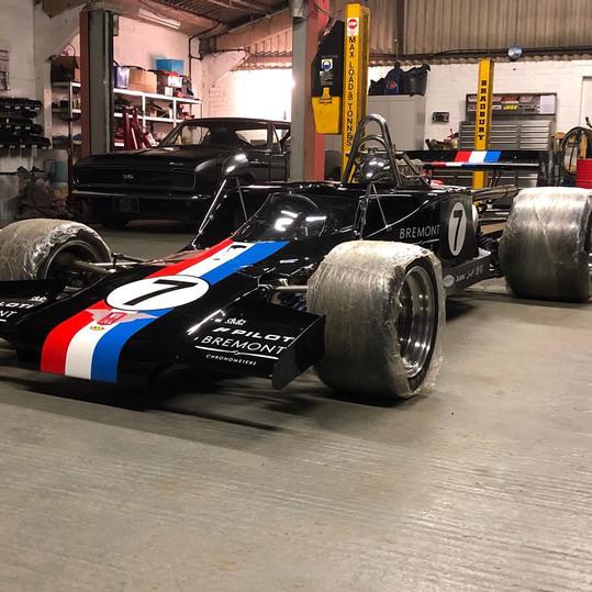 Lola Circuit Car, Track car