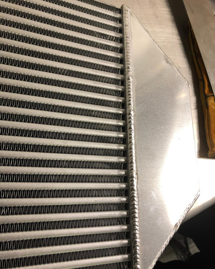 Full Fabrication, Custom made intercoolers, Custom made radiators
