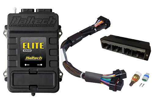 Haltech Elite 1000 + Subaru WRX MY99-00 Plug 'n' Play Adaptor Harness Kit