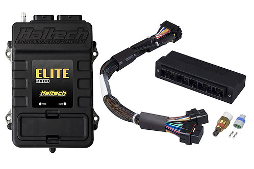 Haltech Elite 2500 + Mazda RX7 FD3S-S7&8 Plug 'n' Play Adaptor Harness Kit
