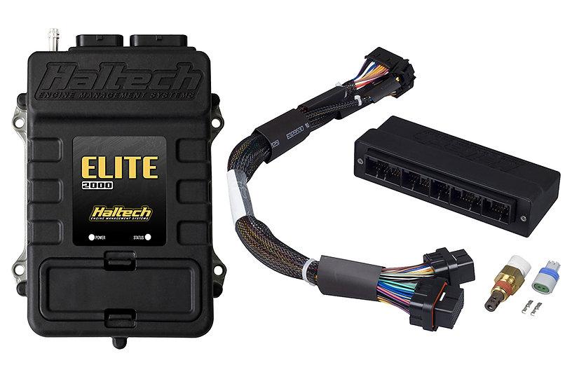 Haltech Elite 2000 + Mazda RX7 FD3S-S7&8 Plug 'n' Play Adaptor Harness Kit