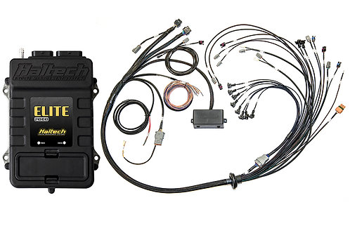 Haltech Elite 2500 +V8 Small/Big Block GM,Ford & Chrysler Terminated Harness Kit