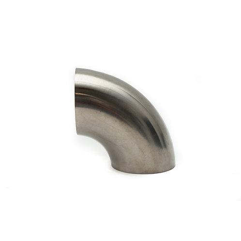 """90° Titanium Elbow 63,5 mm (2.5"""")"""