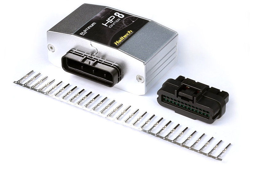 Haltech HPI8 - High Power Igniter - 15 Amp Eight Channel with Plug & Pins