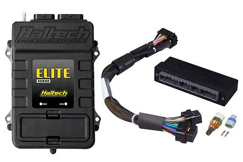Haltech Elite 1000 + Mitsubishi EVO4-8(5 Speed)Plug 'n' Play Adaptor Harness Kit