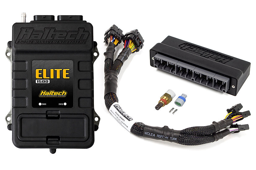 Haltech Elite 1500 + Plug'n'Play Adaptor Harness Kit for Honda S2000