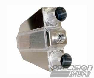 Precision Turbo and Engine Intercooler - PT1000