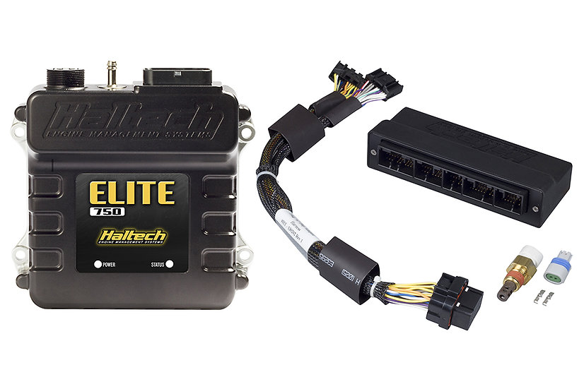 Haltech Elite 750 + Mazda Miata (MX-5) NA Plug'n'Play Adaptor Harness Kit