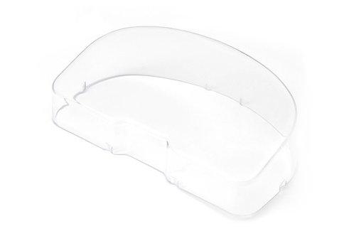 Haltech IQ3 Dash Clip on clear plastic cover