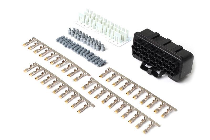 Haltech CDI CON010 36 Way Connector Plug & Pins Kit