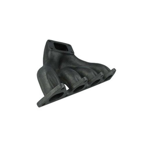 SPA Exhaust Manifold Honda D15 / D16 - Cast iron - T3 Top Mount