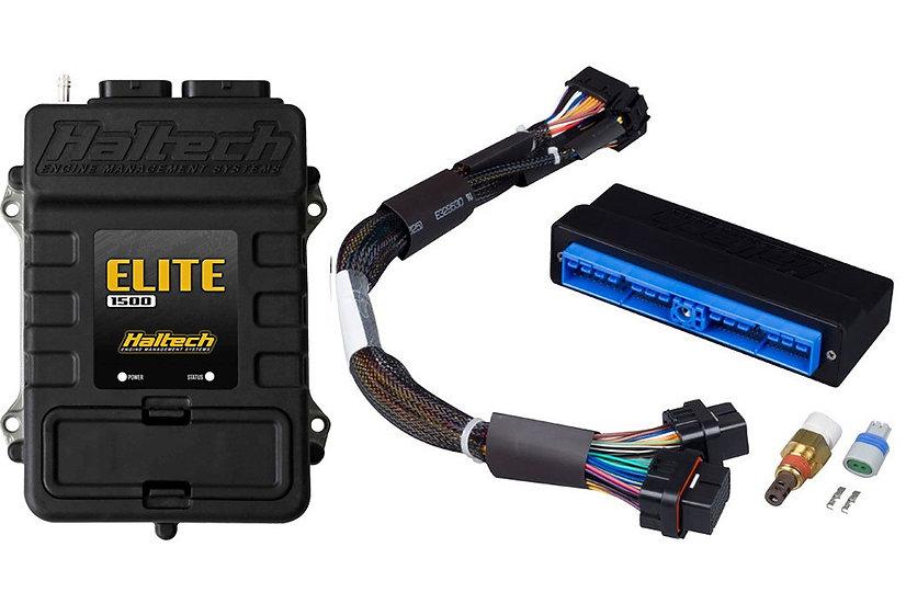 Haltech Elite 1500 + Nissan Silvia S13 (CA18DET) Plug'n'Play Adaptor Harness Kit