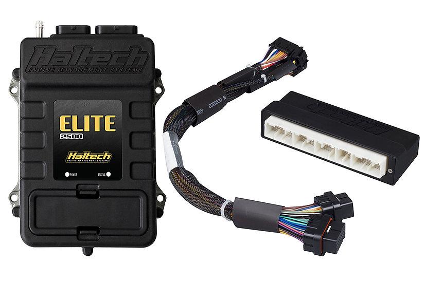 Haltech Elite 2500 + Subaru WRX MY06-07 Plug 'n' Play Adaptor Harness Kit