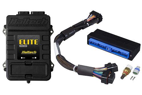 Haltech Elite 2000 + Nissan 300ZX Z32 Plug 'n' Play Adaptor Harness Kit