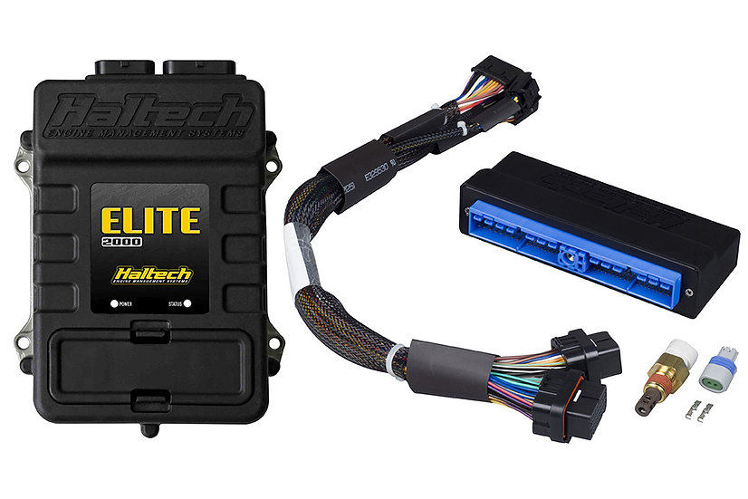 Haltech Elite 2000 + Nissan 300ZX Z32 Plug 'n' Play Adaptor Harness Kit