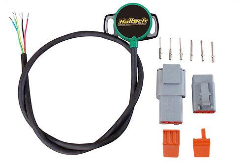 Haltech Throttle Position Sensor - Motorsport Contactless SIZE: 8mm D-Shaft