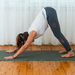 Bend, Stretch and Flow : 12-Step Salute to the Sun