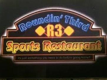 Roundin Third - Gift Certificate