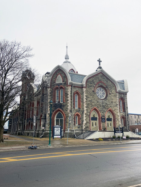 Park Church & the Underground railroad