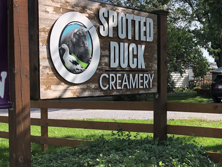 Chef's Best: The Spotted Duck