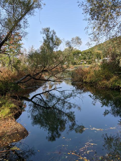 Beauty surrounds historic Spencer park