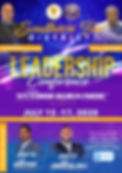 Southern Tier Leadership Conference_July