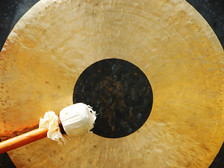 The Healing Power of Sound: GONG Sound Bath
