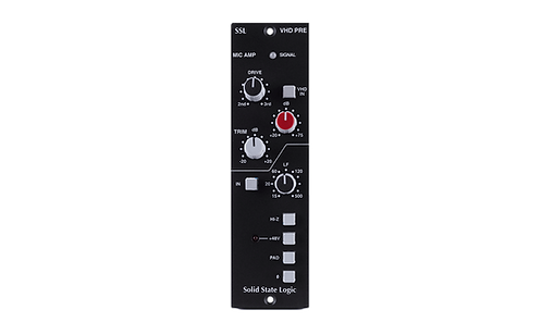 SSL 500 Series VHD Preamp