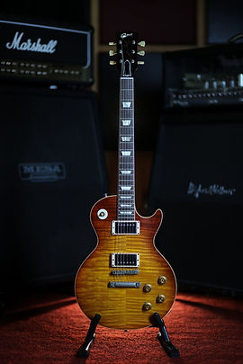 Gibson Custom Shop 1959 Lespaul Standard 50th Anniversary Pale Whisky Burst (Gross)