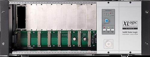 SSL X-Rack Empty