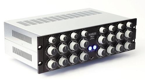 MASELEC MEA-2 precision stereo equalizer