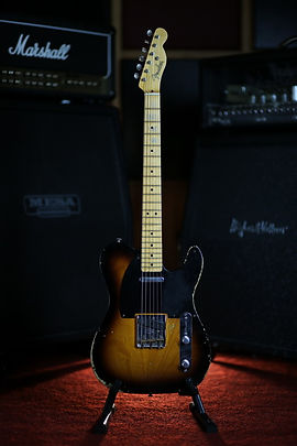 Fender Custom Shop 1951's Nocaster Heavy Relic (Limited Edition 2009)