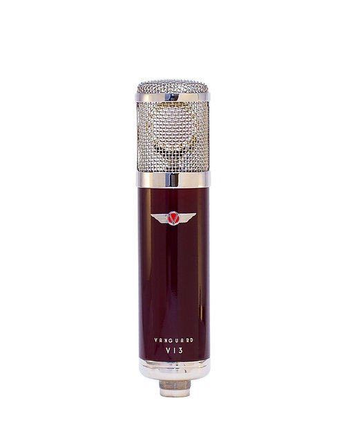 Vanguard Audio Labs V13 Tube Condenser Microphone