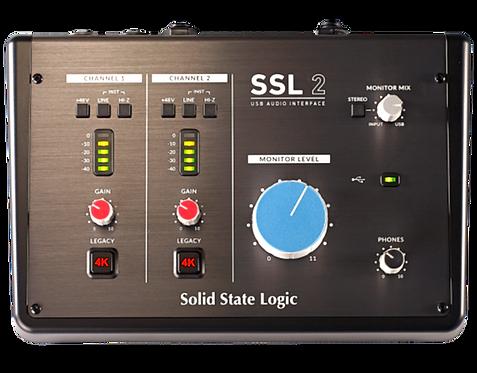 Solid State Logic SSL2