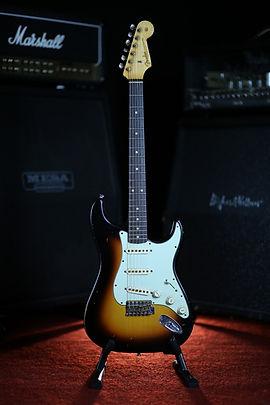 Fender Custom Shop Masterbuilt John Cruz 1960's Startocaster