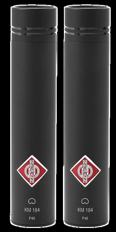 Neumann KM184 / pair