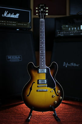 Gibson Custom Shop 1959 ES - 335 Historical 50th Anniversary Dot Reissue VOS Antique Vintage Sunburst