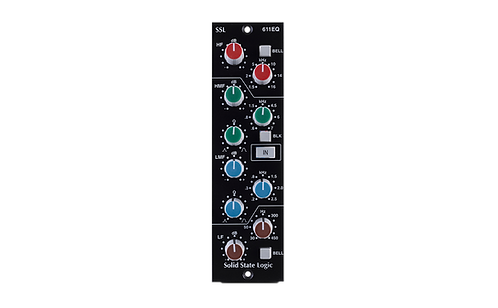 SSL 500 Series E EQ Module