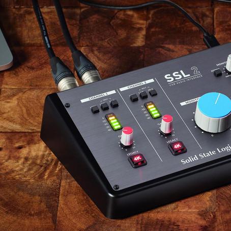 SSL 2 มีตัวเดียวก็ทำเพลงได้