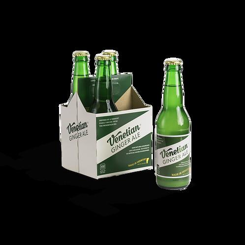 4-Pack Venetian Ginger Ale (CURBSIDE)