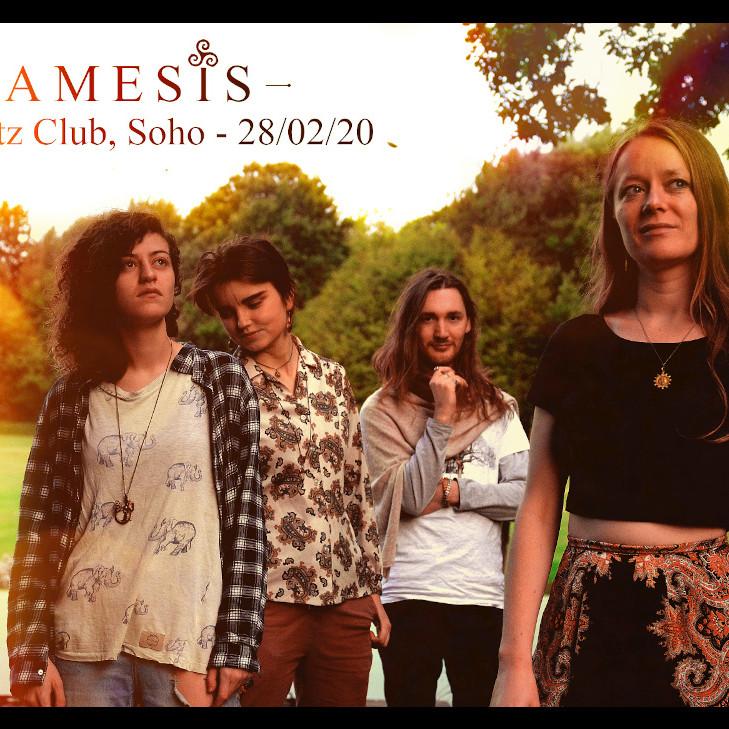 Tamesis - Live at St Moritz Club, Soho