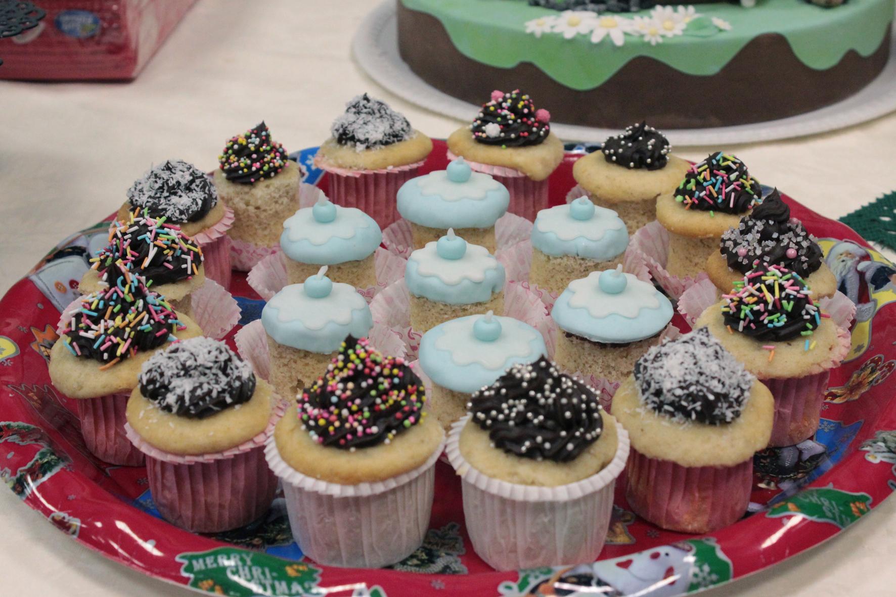 Cupcake granella zucchero
