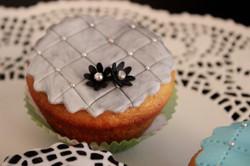 Cupcake marmorizzato
