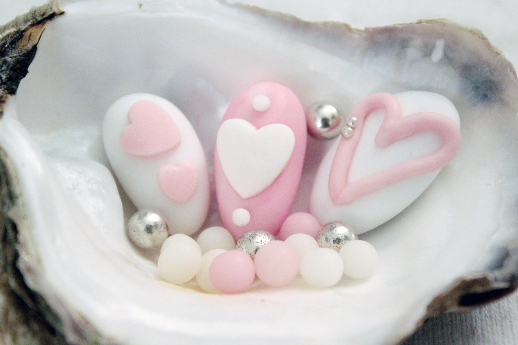 Confetti decorati femminuccia