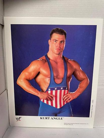 Kurt Angle Original Promo with Meet and Greet!