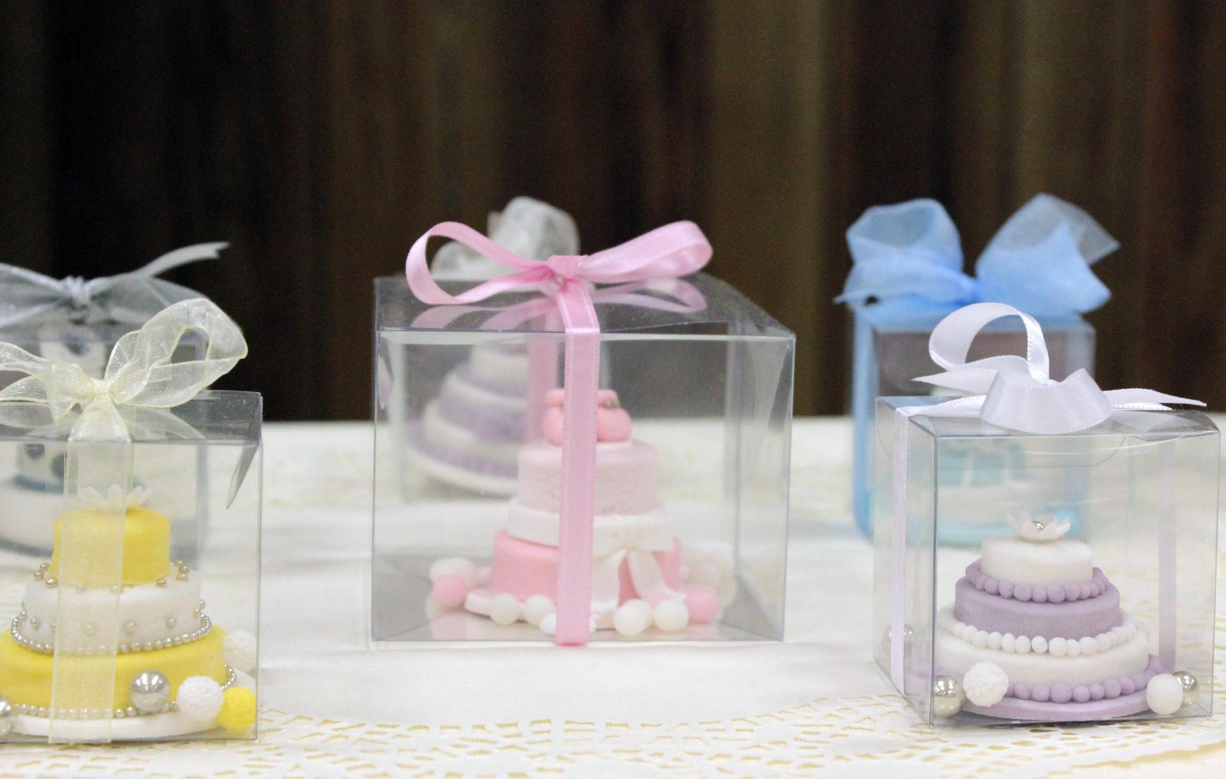Mini cake confezionate